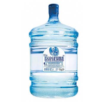Природная питьевая вода Берегиня